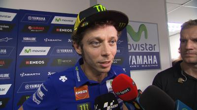 #SepangClash: Rossi reacts