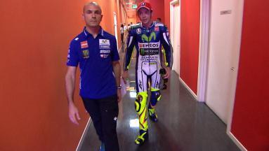 #SepangClash: Dirección de Carrera explica su decisión sobre Rossi y Márquez