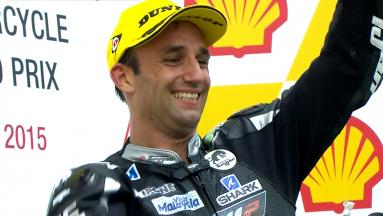 Zarco makes it 8 wins for the season