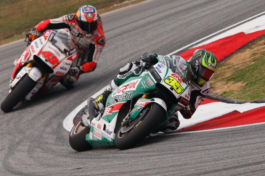 Cal Crutchlow, LCR Honda, Malaysian GP Race