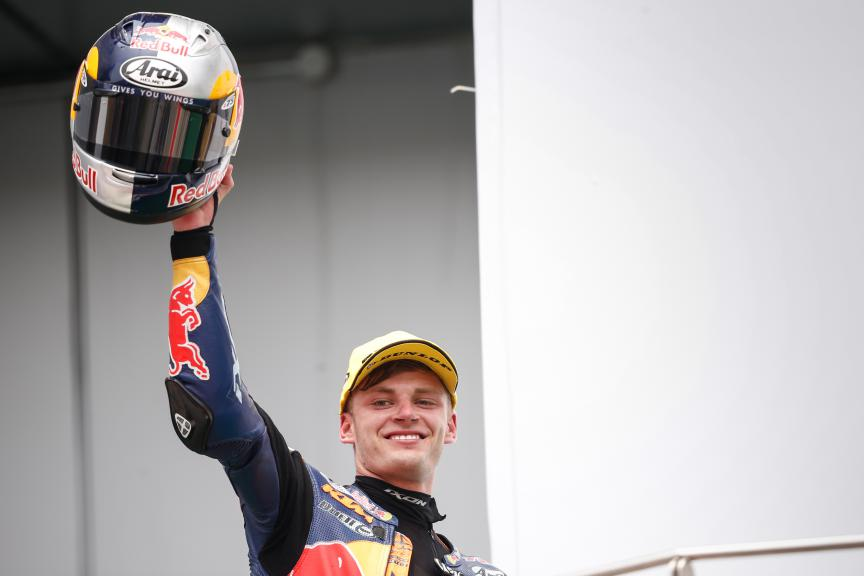Brad Binder, Red Bulll KTM Ajo, Malaysian GP Race