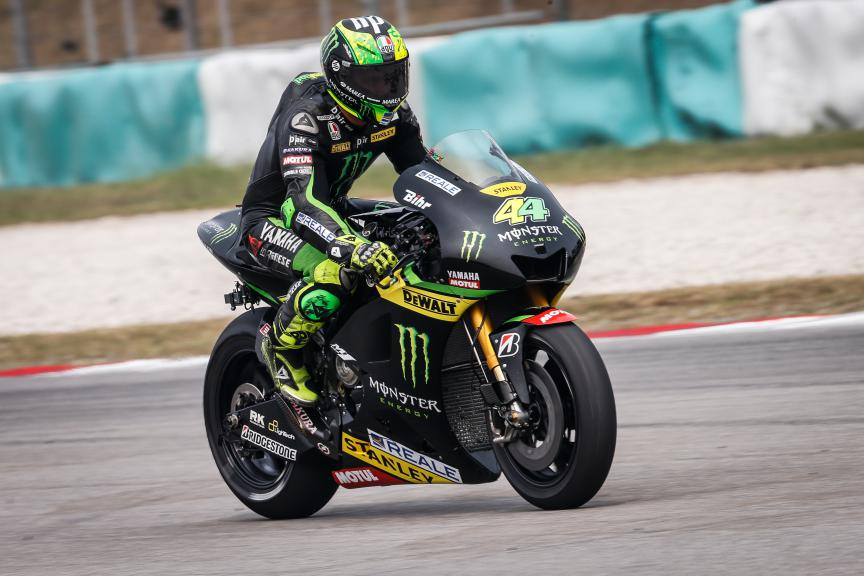 Pol Espargaro, Monster Yamaha Tech 3, Malaysian GP Race