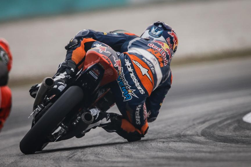 Miguel Oliveira, Red Bull KTM Ajo, Malaysian GP Race