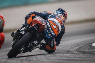 Oliveira, ganador del GP Shell de Malasia en Moto3™