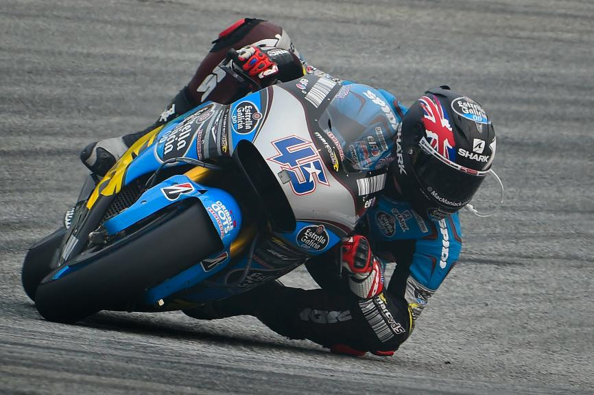 Scott Redding, EG 0,0, Marc VDS, Malaysian GP Race
