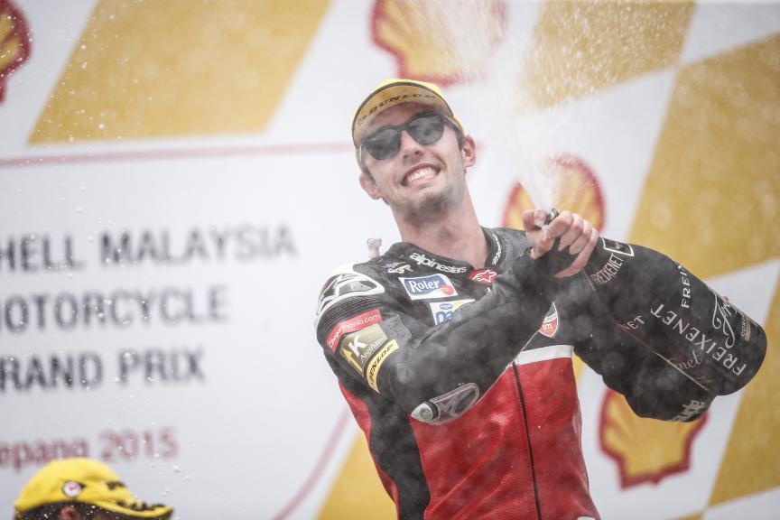 Jonas Folger, AGR Team, Malaysian GP Race