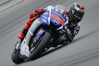 """Lorenzo: """"I don't remember a race that was hotter"""""""