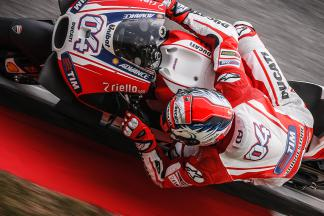 "Dovizioso: ""He caused me a lot of damage"""