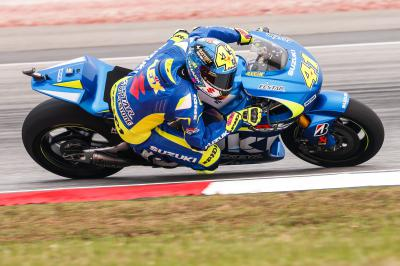 "Espargaro: ""I'm not so happy for the race"""