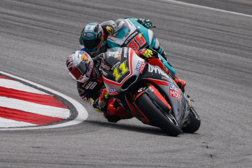 Sandro Cortese, Dynavolt Intact GP, Malaysian GP Race