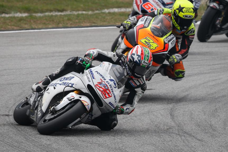 Nicky Hayden, Aspar MotoGP Team, Malaysian GP Race