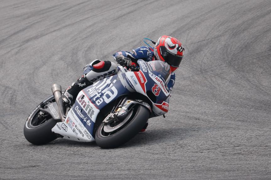 Hector Barbera, Avintia Racing, Malaysian GP Race