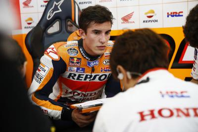 Marquez Blog: It's now time for us to focus on Valencia