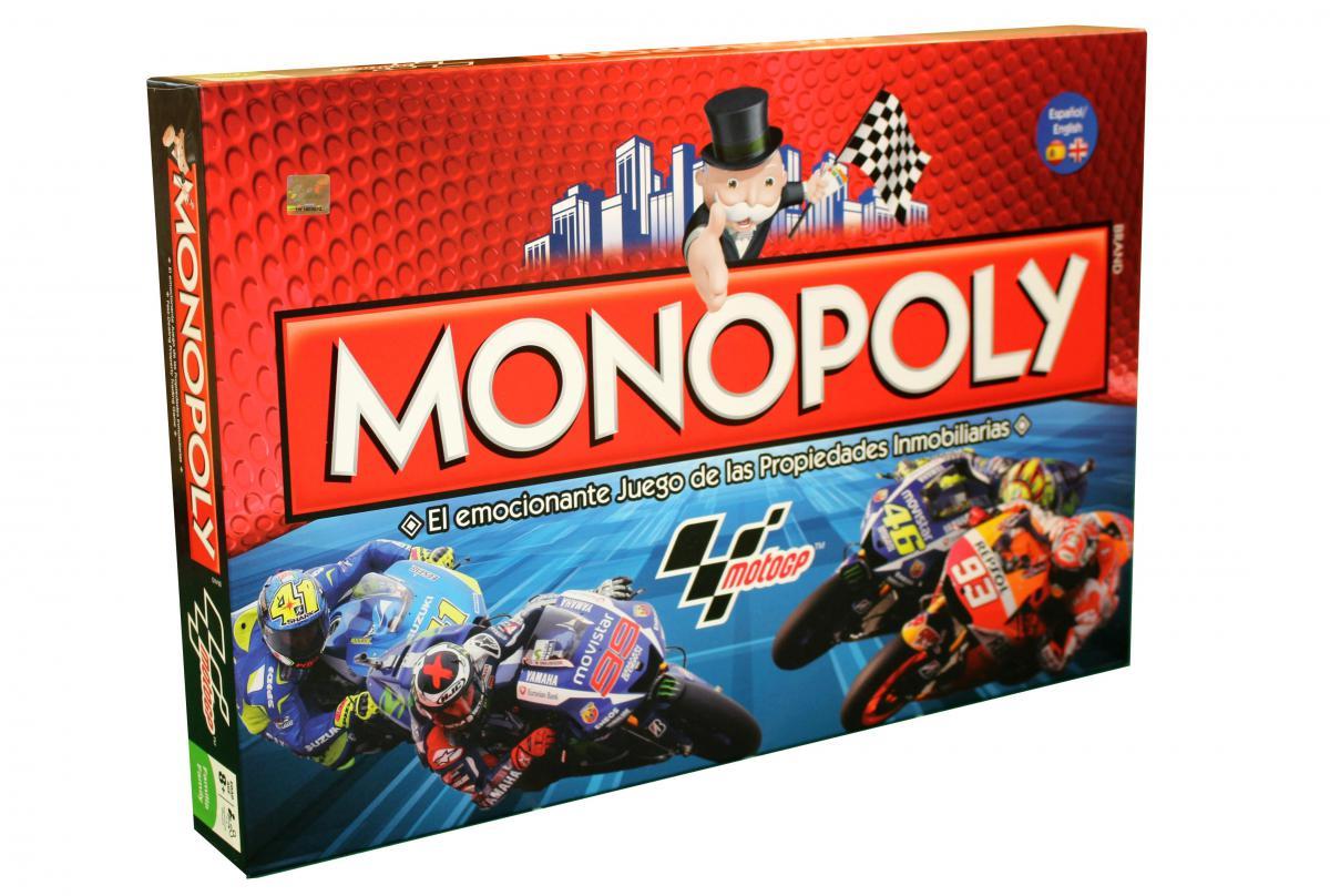 Monopoly launches MotoGP™ edition