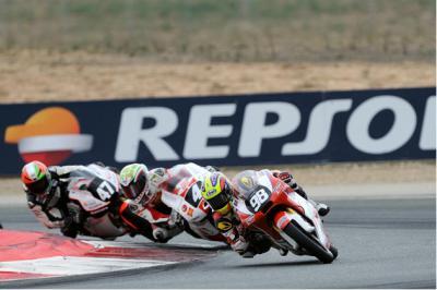 El FIM CEV Repsol recala en el mítico Circuito de Jerez