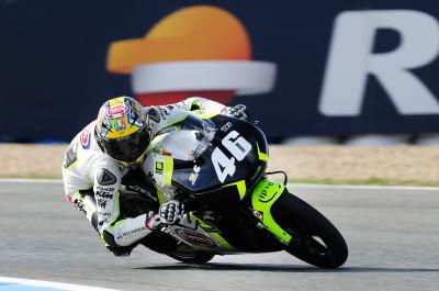Bulega, Pons y Morales, los más rápidos en Jerez