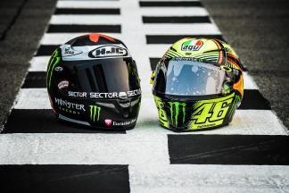 Sfida finale tra Rossi e Lorenzo