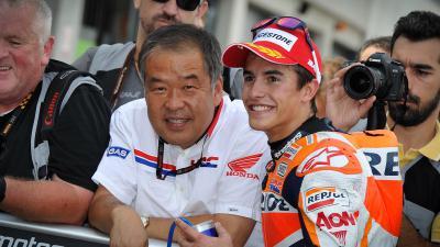 Nakamoto: «Los pilotos de Honda corren para ganar»