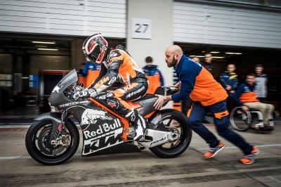 Succesful debut for KTM's RC16 MotoGP™ bike