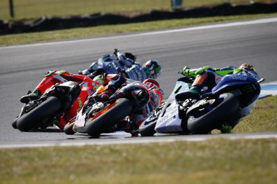 Überarbeiteter MotoGP™ Kalender 2016