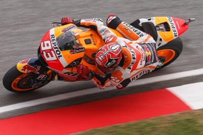 "Marquez: ""It's been a difficult week"""