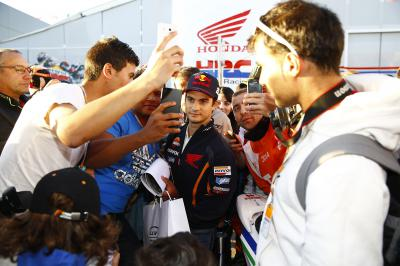 Pedrosa Blog: We're going to Cheste with all your support