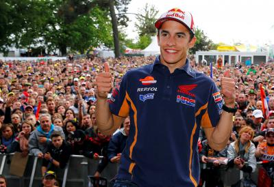 Marquez Blog: Going for the sixth win in Valencia