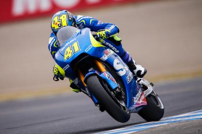 "Espargaro: ""Unfortunately I'm in 11th place right now"""