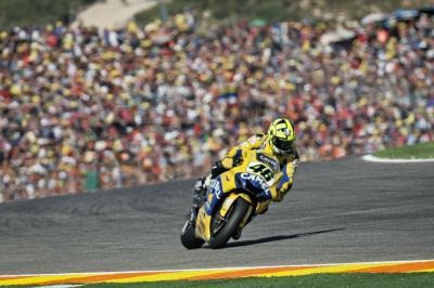 Rossi y Lorenzo ante la carrera que decidirá el campeonato