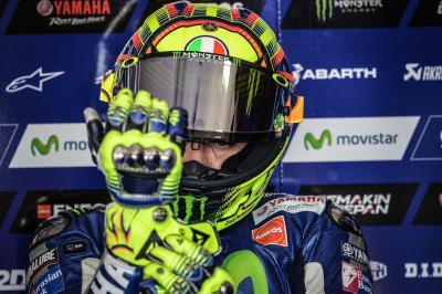 Rossi: «Será un fin de semana intenso»