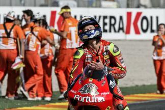 Jorge Lorenzo, 2006 Valencia Race