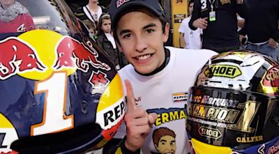 Repsol Honda's history at the Valencia GP