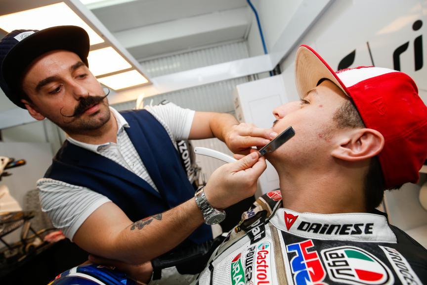 Miller's Movember in Valencia