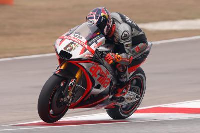 Bradl: 'Valencia è una bella sfida per la nostra moto'