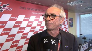 Ippolito: 'We need to remember the values of our sport'