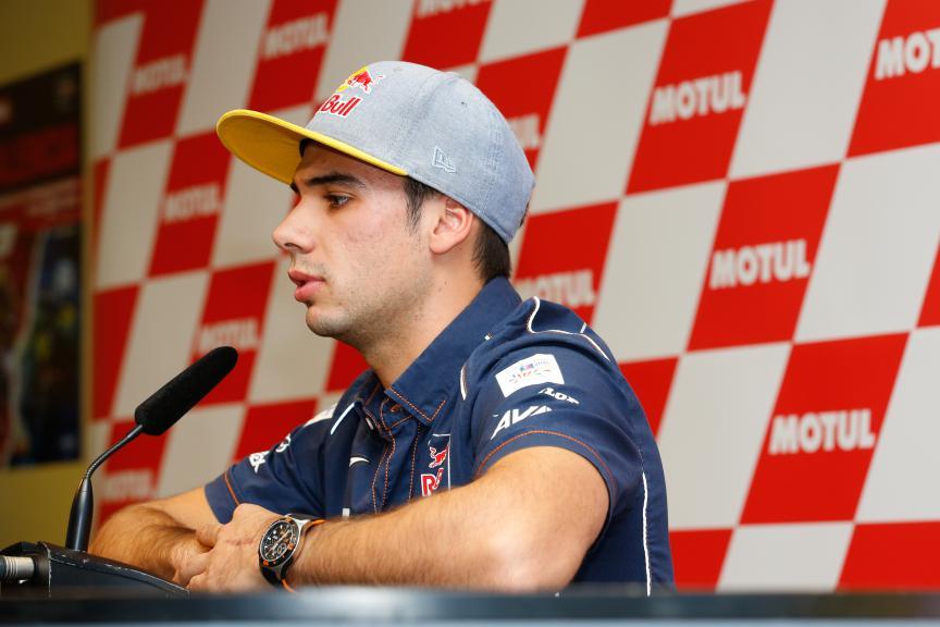 Oliveira, Gran Premio Motul de la Comunitat Valenciana, Moto3 Press Conference
