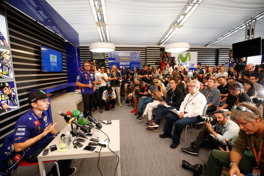 Jorge Lorenzo, Movistar Yamaha MotoGP, Valencia GP