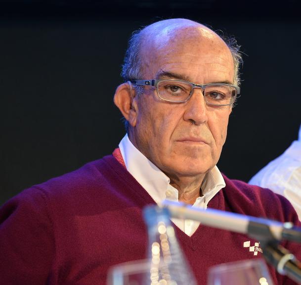 Dorna CEO Carmelo Ezpeleta