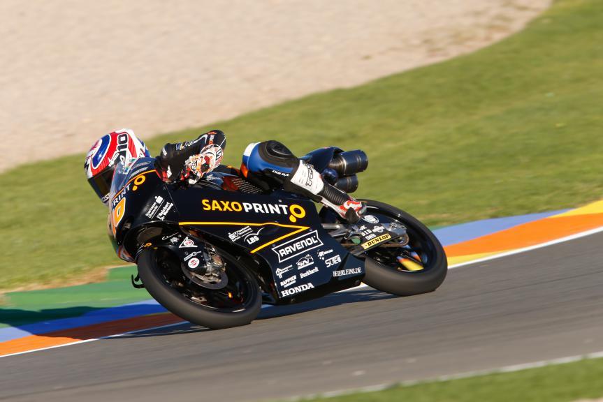 Alexis Masbou, SAXOPRINT RTG, Valencia GP, FP2