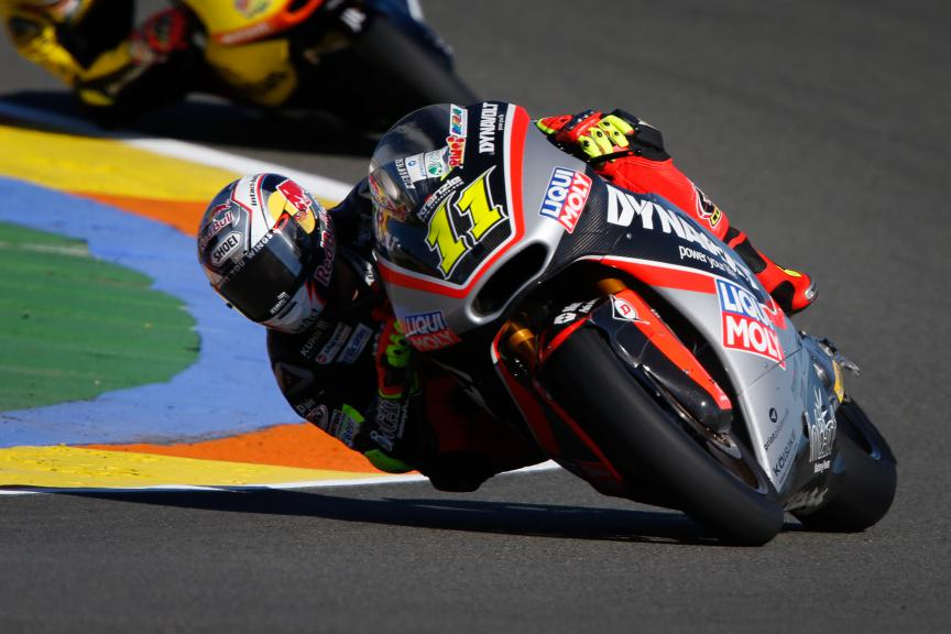 Sandro Cortese, Dynavolt Intact GP, Valencia GP FP2