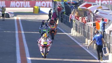 Moto2™クラス‐フリー走行1