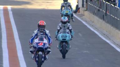 Valencia GP Moto3™ 1. Freies Training