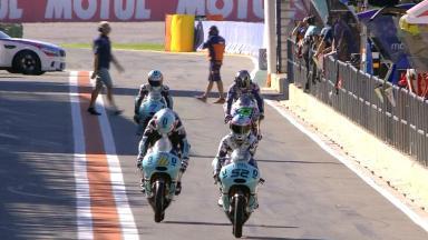 #ValenciaGP: Treinos Livres 2 de Moto3™