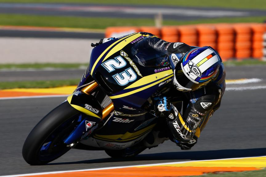 Marcel Schrotter, Tech 3, Valencia GP FP2