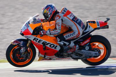 "Pedrosa: ""It's not been a great start to the GP"""