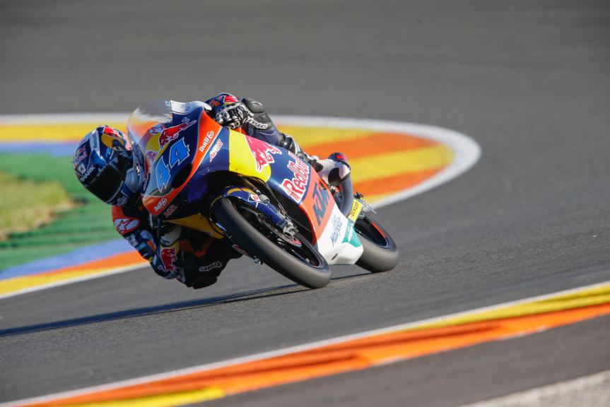 Miguel Oliveira, Red Bull KTM Ajo, Valencia GP, FP2