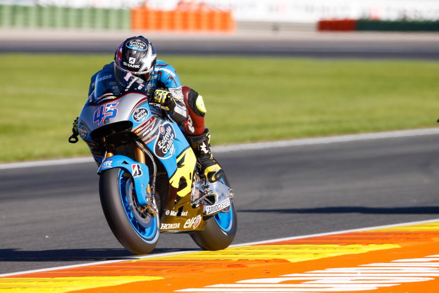 Scott Redding, EG 0,0 Marc VDS, Valencia GP, FP2