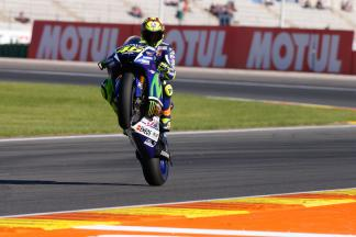 "Rossi: ""When I'm riding I'm more relaxed"""