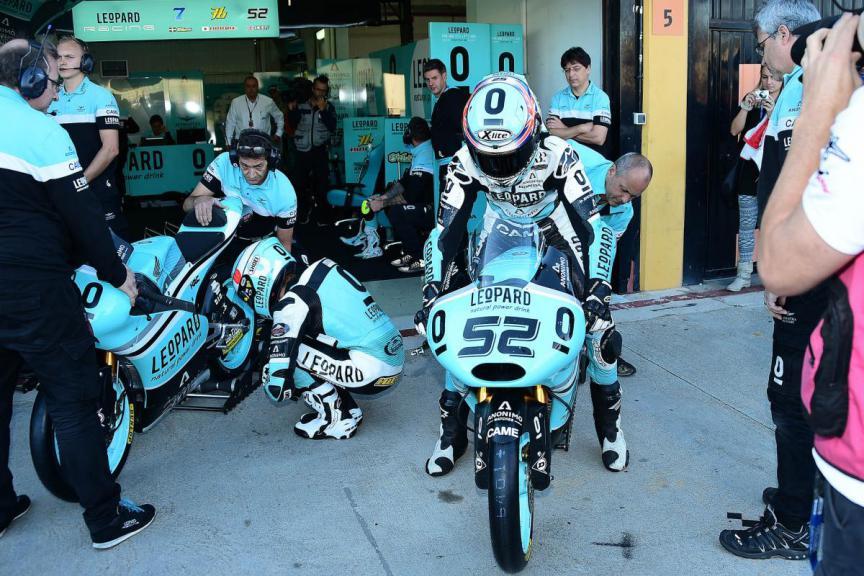 Danny Kent, Leopard Racing, Valencia GP