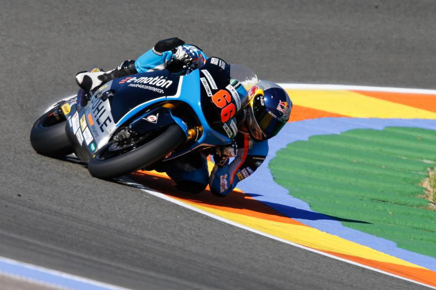 Florian Alt, E-Motion IodaRacing Team, Valencia GP FP2
